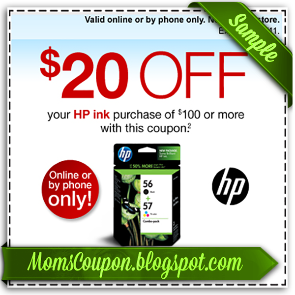 staples hp ink coupon code