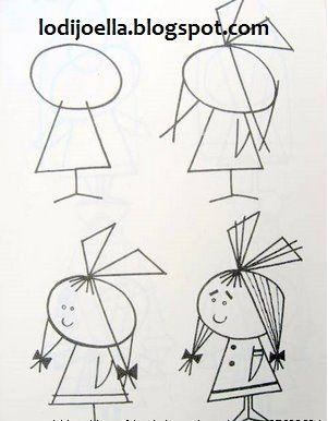 Como Hacer Dibujos Paso A Paso Lodijoella Para La Escuelita