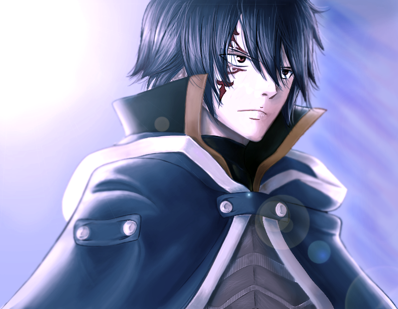 Fairy Tail Jellal by ~KuroRime on deviantART