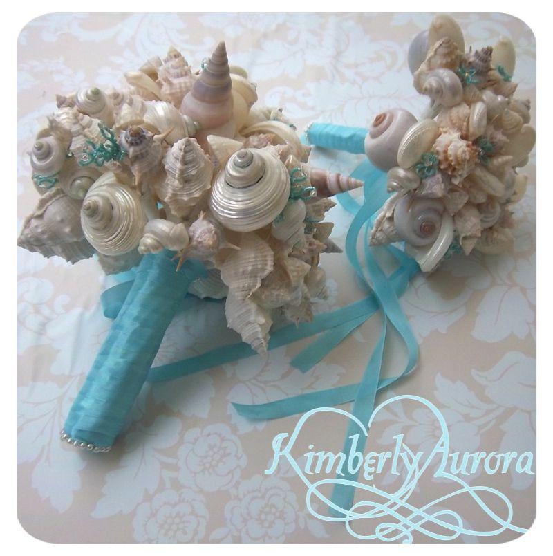 The Semi Diy Wedding Alternative Non Floral Bouquets Part 2 Ramos De Novia Boda En La Playa Y Temas De Boda
