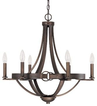 Genial Capital Lighting Chastain Traditional Chandelier X 000 BT6024 Traditional Chandeliers  Houzz