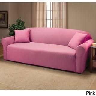 Stretch Jersey Sofa Slipcover | Overstock.com Shopping - Big Discounts on Sofa Slipcovers