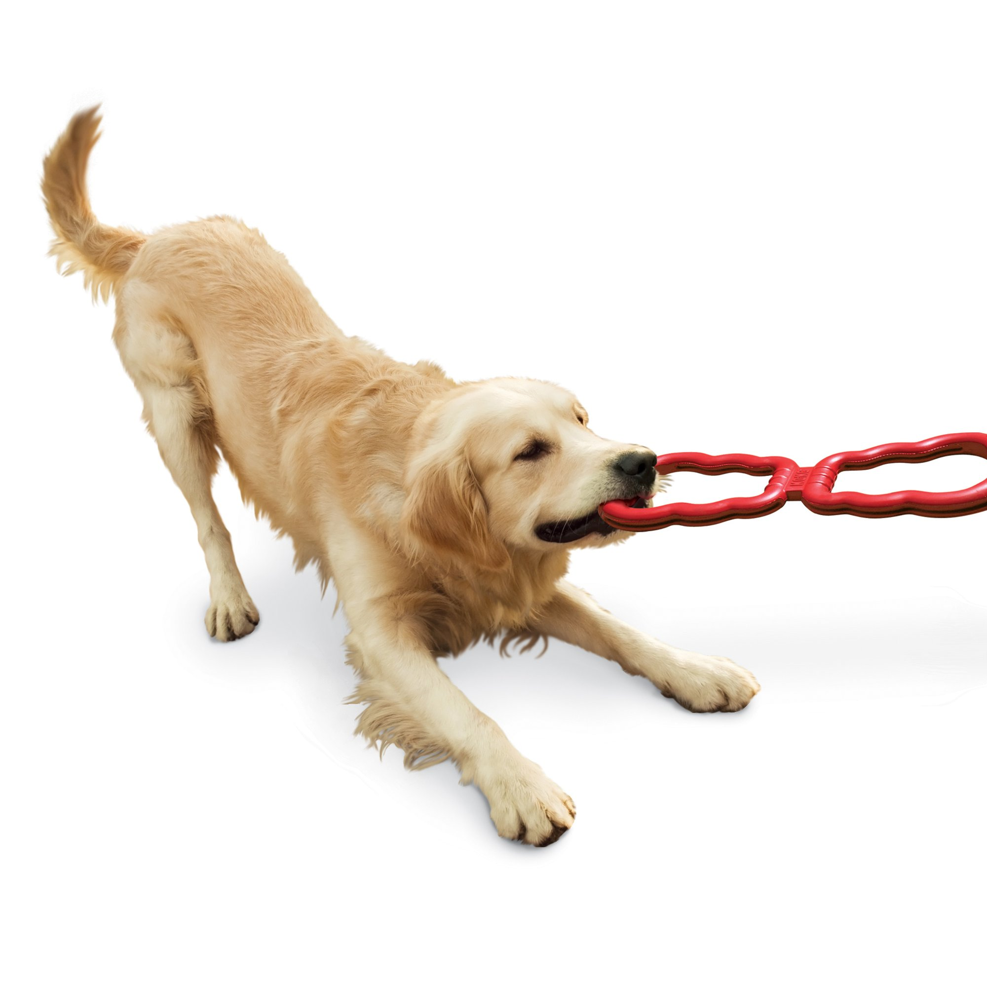 Kong Tug Toy Medium Red Dog Toys Dogs Dog Chew Toys
