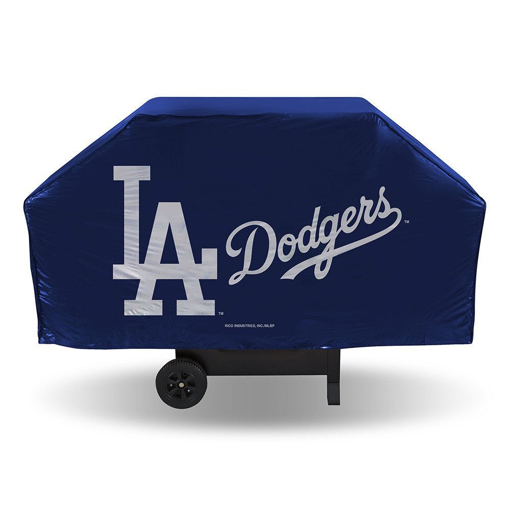 Los Angeles Dodgers MLB Economy Barbeque Grill Cover