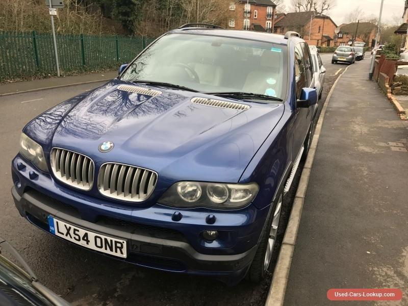 2004 BMW X5 4.8IS Le Mans Blue #bmw #x5 #forsale #unitedkingdom ...