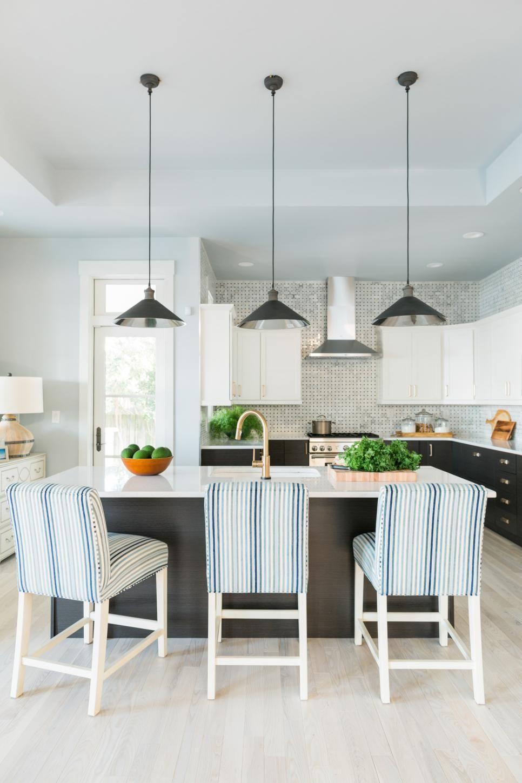 hgtv dream home kitchen hgtv dream home hgtv bar stools bright white ...