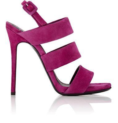 GIUSEPPE ZANOTTI Alien Suede Sandals. #giuseppezanotti #shoes #sandals