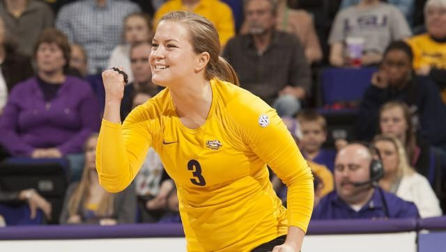 Whalen Named Director Of Volleyball Operations Lsu Fans Lsu Volleyball