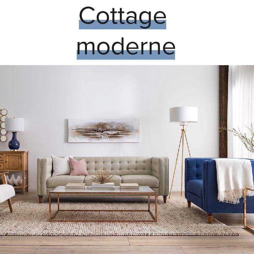 Tendance Cottage Moderne Inspiration Ensemble Salon Meubles En Ligne Mobilier De Salon Canape Capitonne