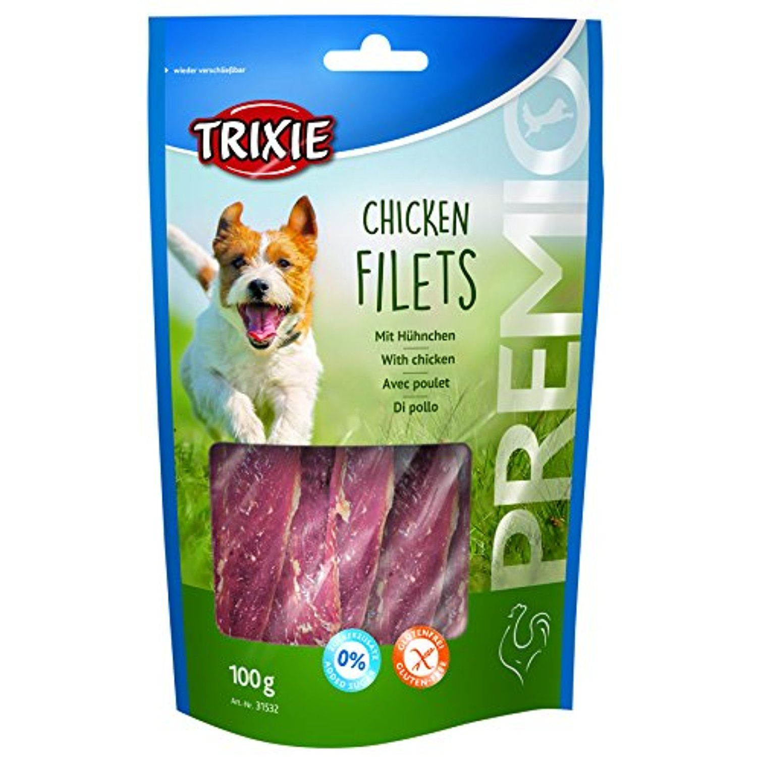 Trixie Dog Snack Dried Chicken Filets 100g You Could Get