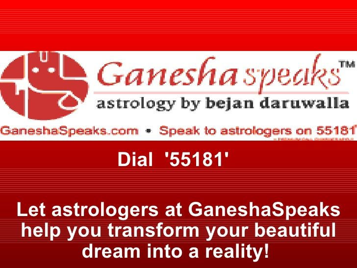 Ganeshaspeaks.com is one of the leading platform to get horoscope predictions online. They are offering you to get Taurus predictions for free along with other services including Astrology, Numerology & much more.