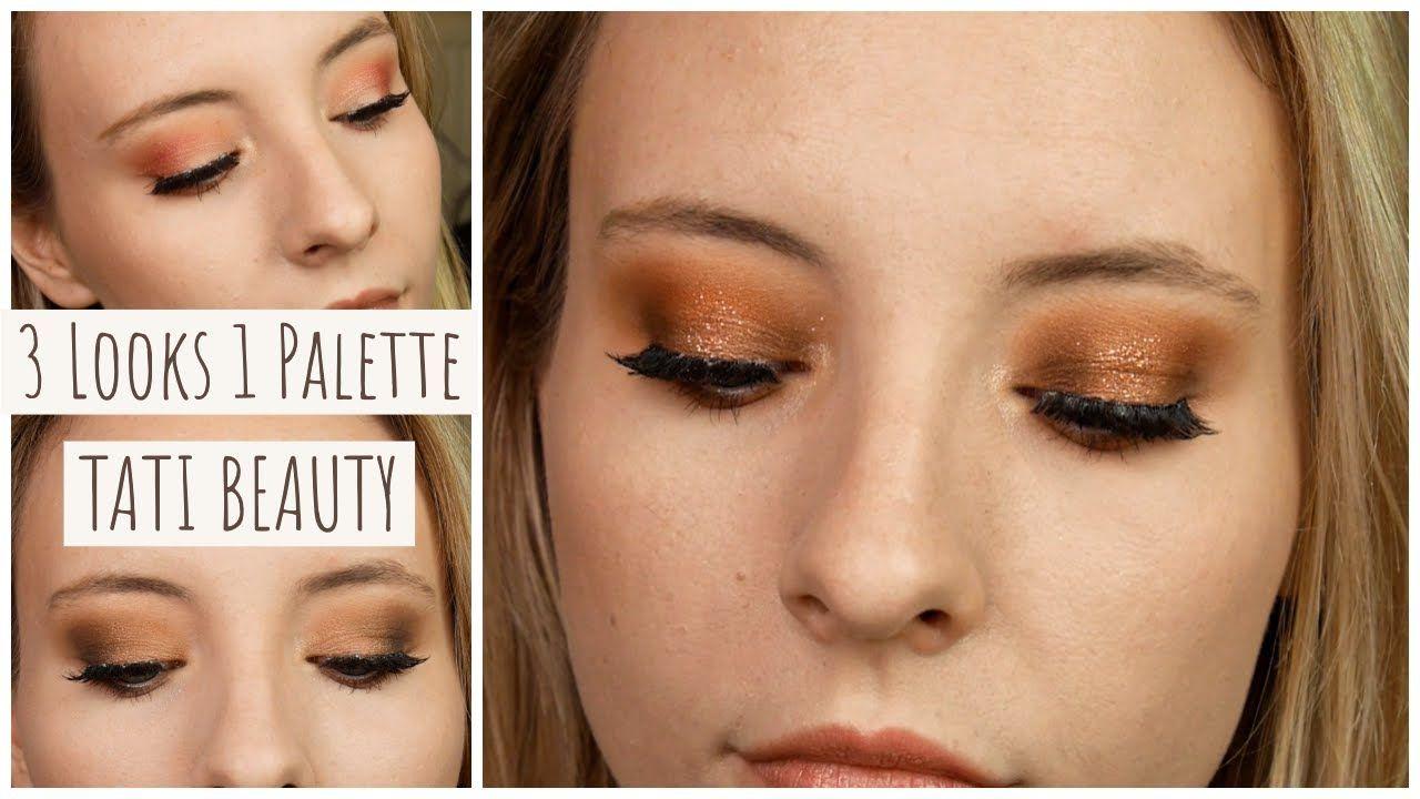 3 Looks 1 Palette - VISEART Dark Matte palette - YouTube