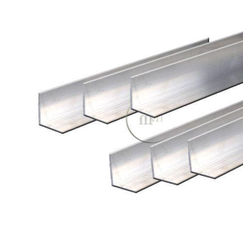 Aluminium Angle Milling Welding Metalworking Equal Angle Bar Select Size Aluminum Sheet Metal Steel Metal Metal Working