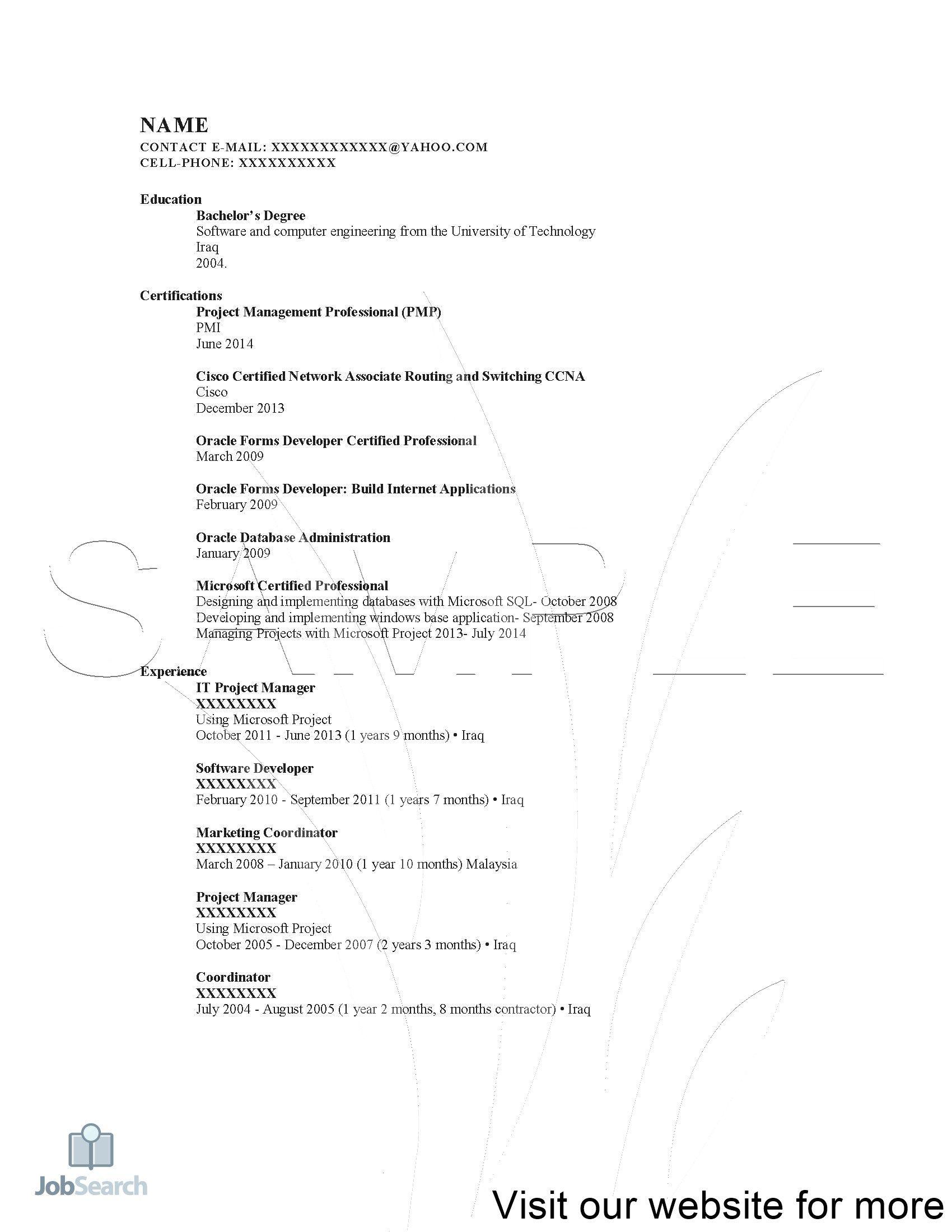 resume design template creative in 2020 Resume design