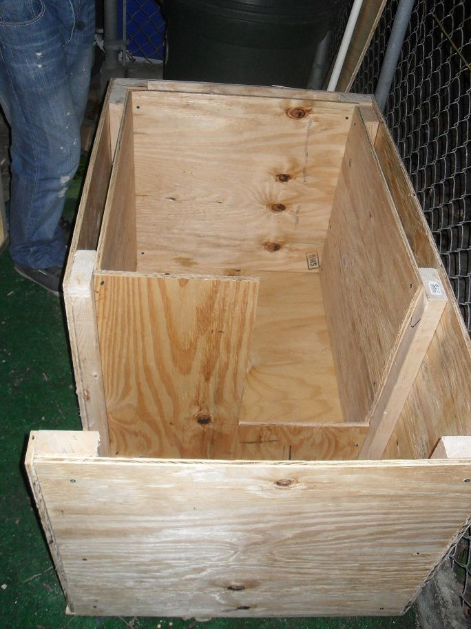 How to build a cheap dog house diy and home improvement for Cheapest way to build a house yourself