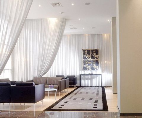 Room Dividing Curtain - Rooms