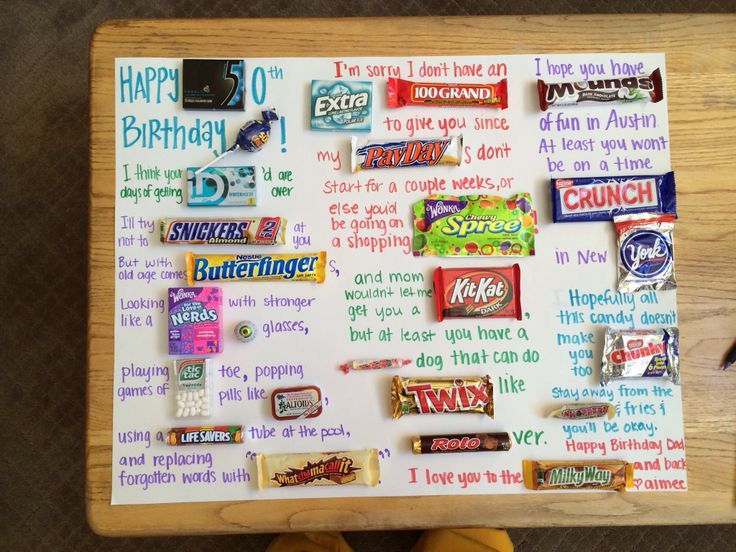 Birthday gifts for dad google search gifts pinterest for Last minute diy birthday gifts for dad