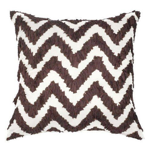 A1 Home Collections Ruched Chevron Throw Pillow - RCC-1782