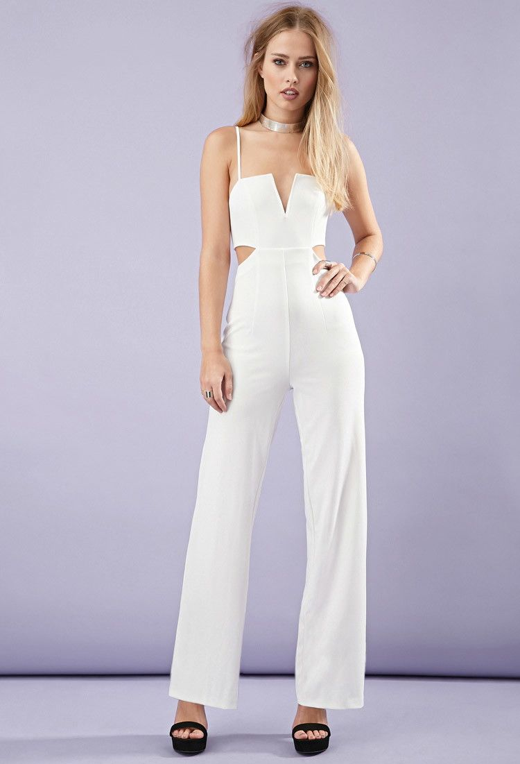 6063eab119 Walg Pleated Sleeve Jumpsuit