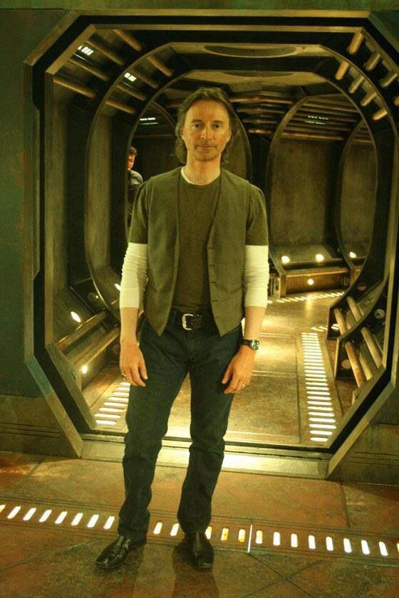 Dr.rush (With images) | Robert carlyle, Stargate
