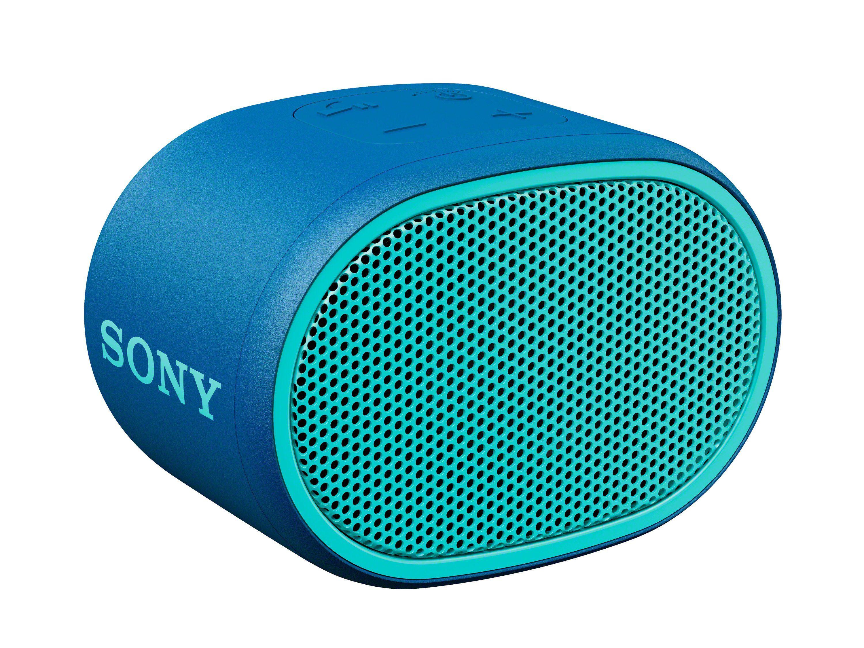 Sony Xb01 Extra Bass Portable Bluetooth Speaker Blue In 2020 Wireless Speakers Bluetooth Sony
