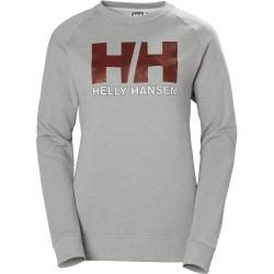 Photo of Helly Hansen Woherr F2f Baumwollpullover Grau Xl