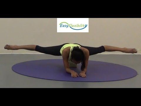 side split cold and beyond straddle without warm up