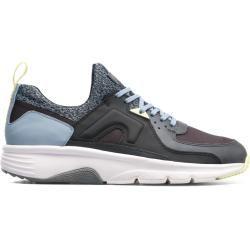 Camper Drift, Sneaker Herren, Schwarz/Grau/Blau, Größe 45 (eu), K100169-023 Camper