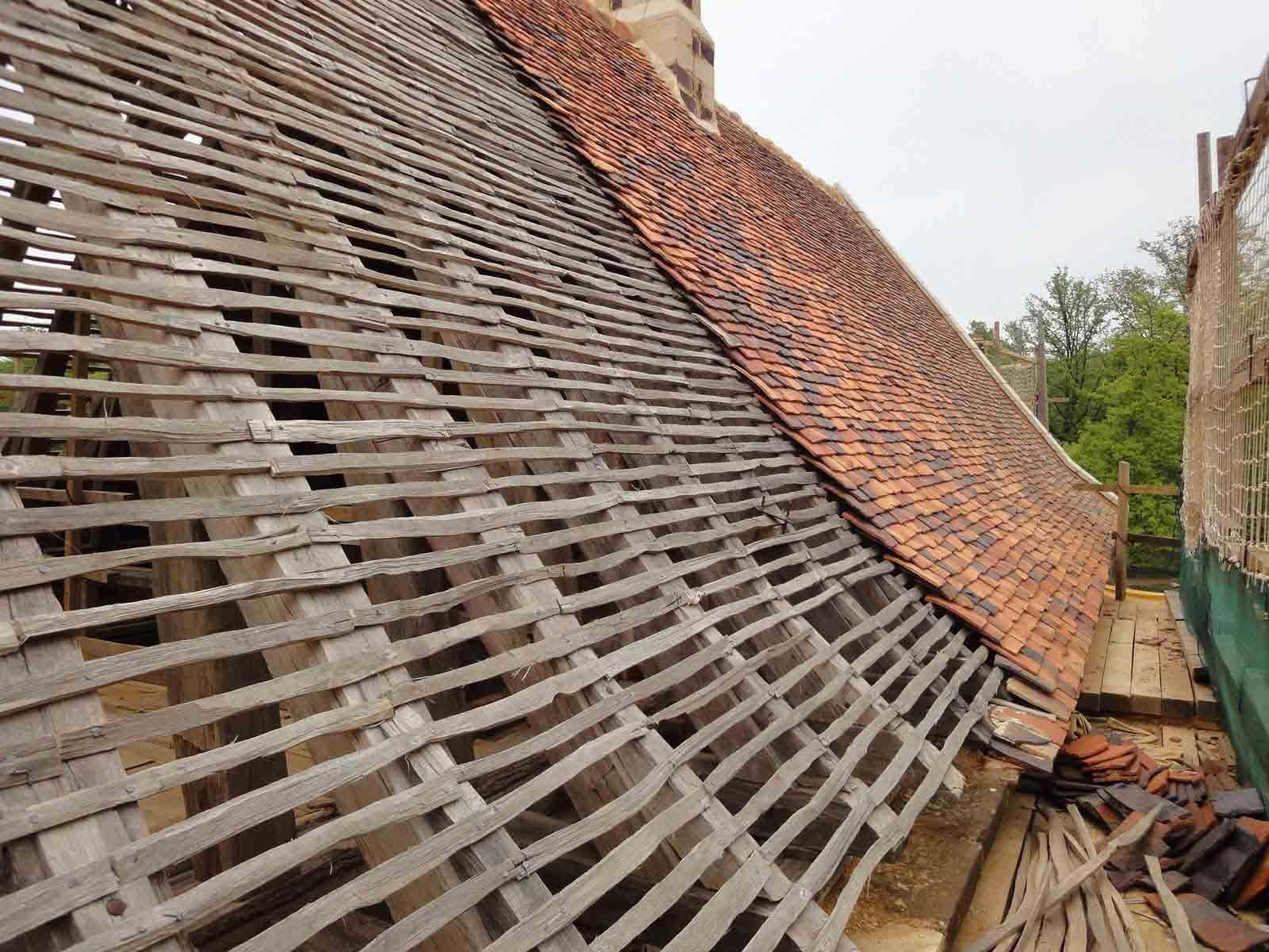 castle roof construction google search fmp fool s room