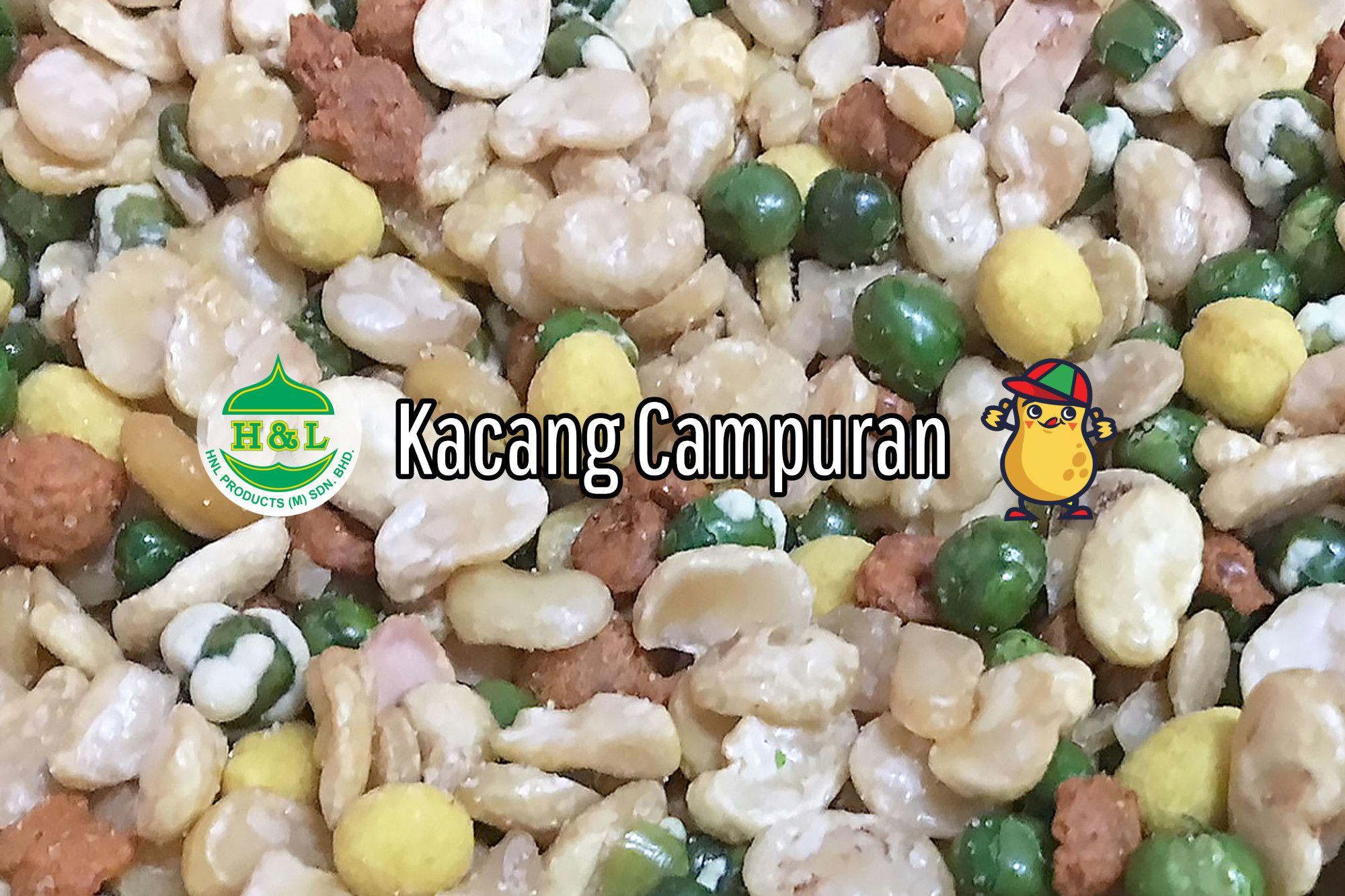 Kacang Campuran Food Snack Recipes Snacks