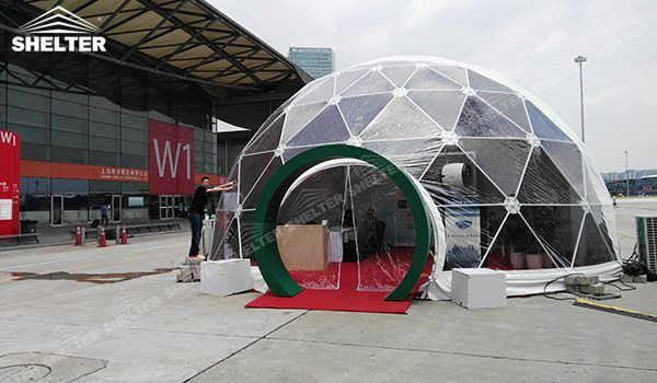 10 Meter Geodesic Dome Tent - Domes Tent - Hemisphere Tents - Event & SHELTER Dia. 10 Meter Geodesic Dome Tent - Domes Tent - Hemisphere ...