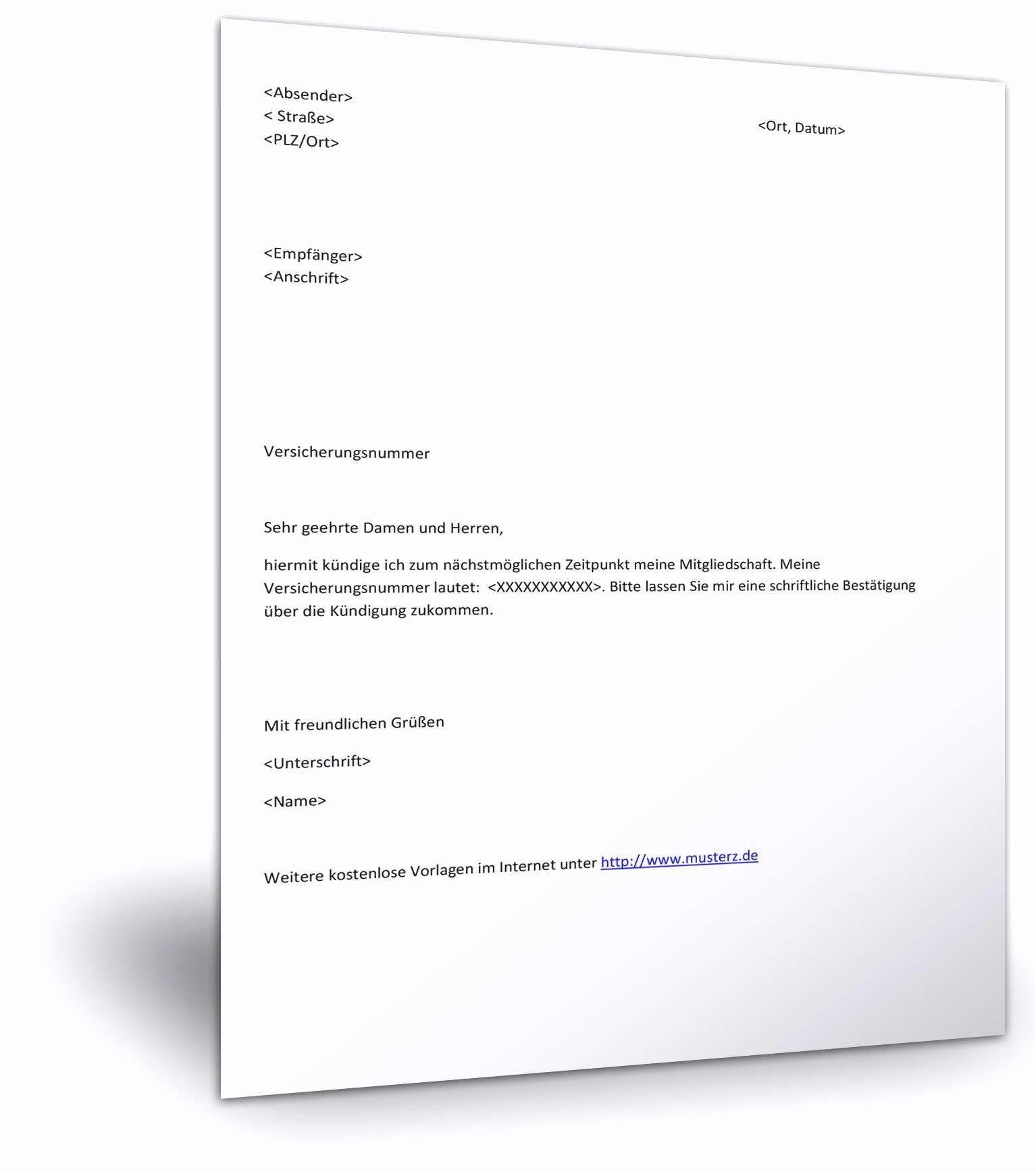 Harmonischerstaunlich Hausarztvertrag Kundigen Vorlage Vorlagen Lebenslauf Stellenbeschreibung