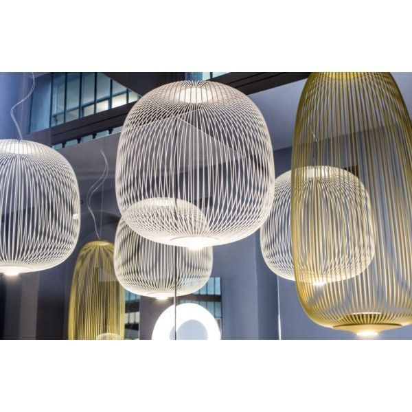 Spokes 2 hanglamp LED   Foscarini