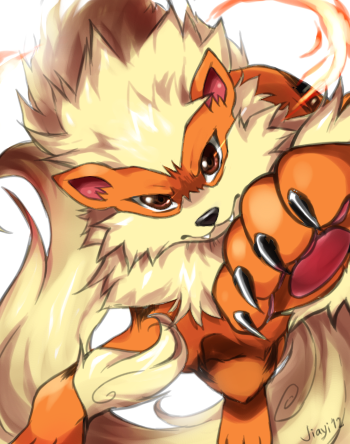 Arcanine by on deviantart pokemon - Arcanine pics ...