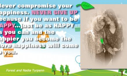 Never Compromise Your Happiness | Never compromise, Happy