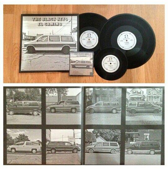 The Black Keys El Camino Vinyl Via Glorchen On Instagram Vinyl The Black Keys Instagram