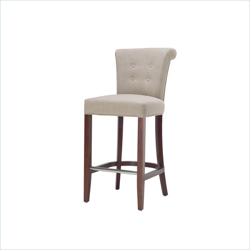 Safavieh Aldo 30 Bar Stool In Grey Counter Stools Bar Stools