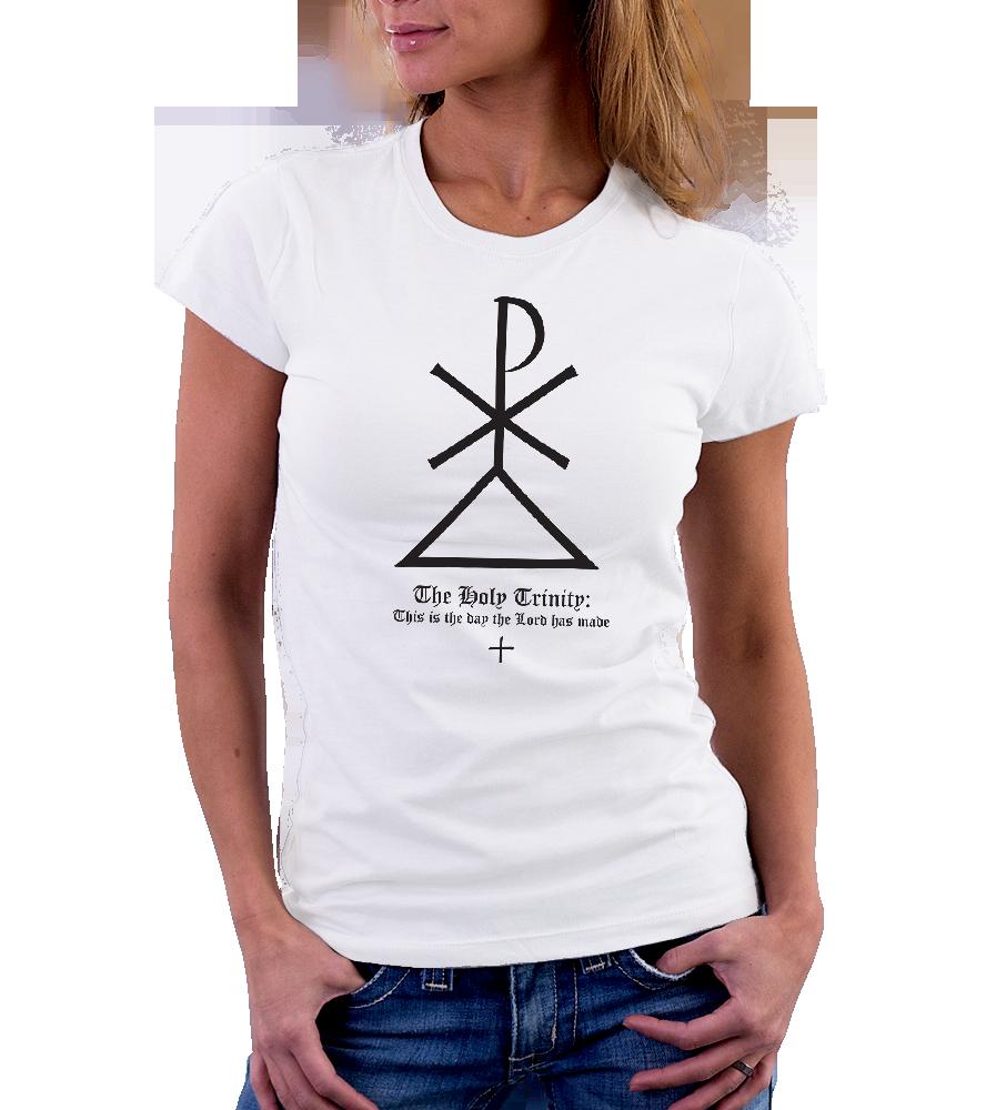 Rudolf Koch Christian Symbol 42 The Holy Trinity Symbols And