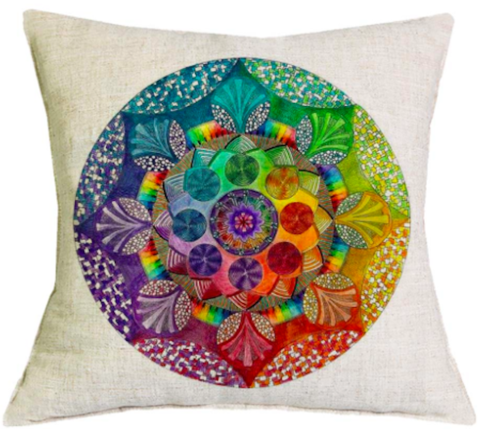 Image result for chakra pillows