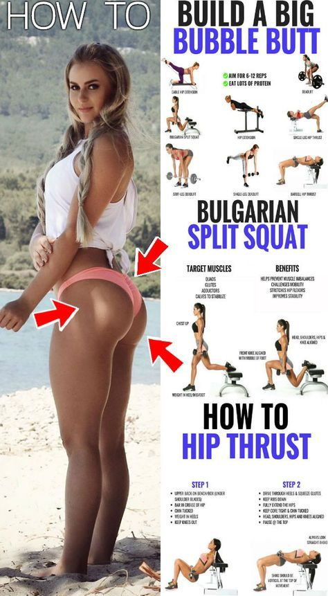 5 Squat And Lunge Variations That Seriously Tone Your Backside – Work outs