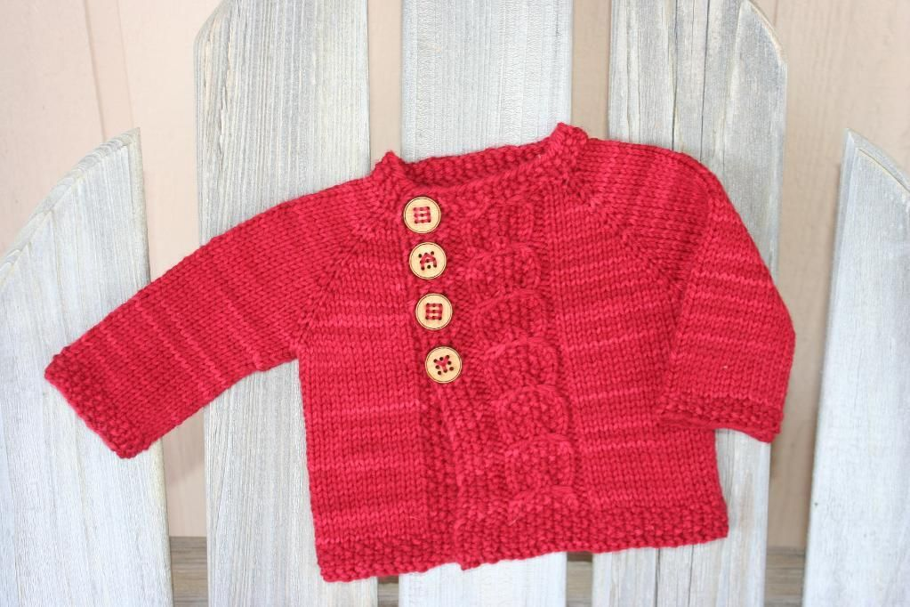 10 Baby Jacket Knitting Patterns You\'ll Love | Tejido en agujas ...