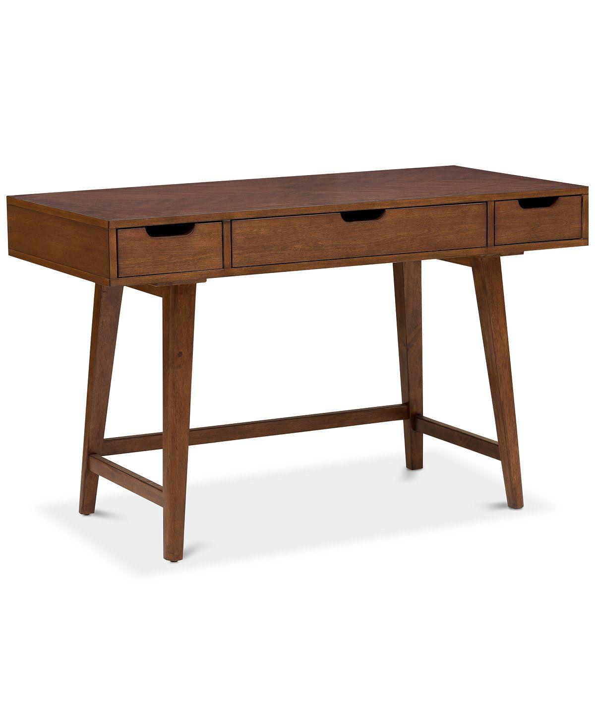 Kadan Writing Desk Quick Ship In 2019 Sz 3 Wood