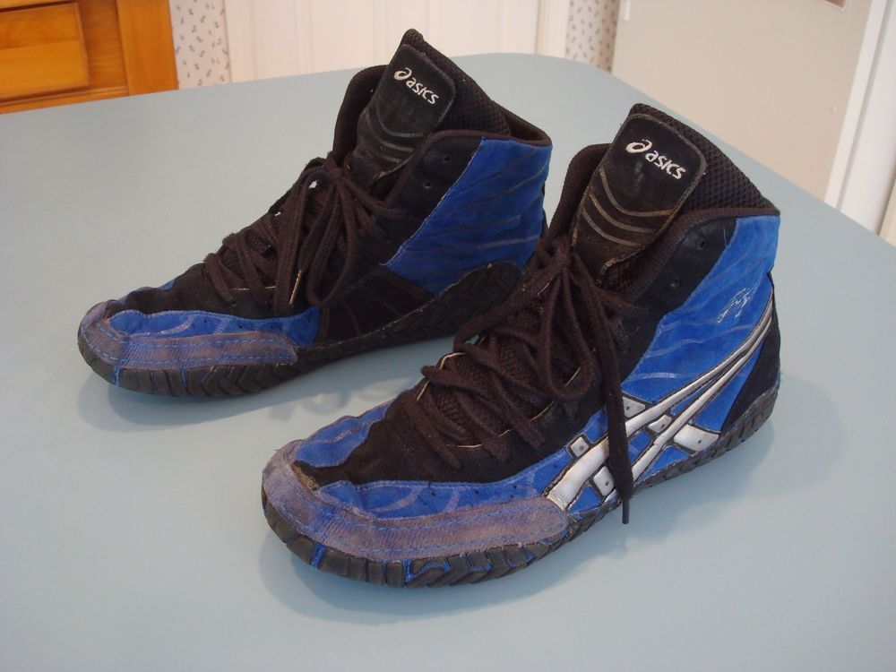 Rare Rulon Wrestling Shoes Size 10.5 | Wrestling shoes, Wrestling ...