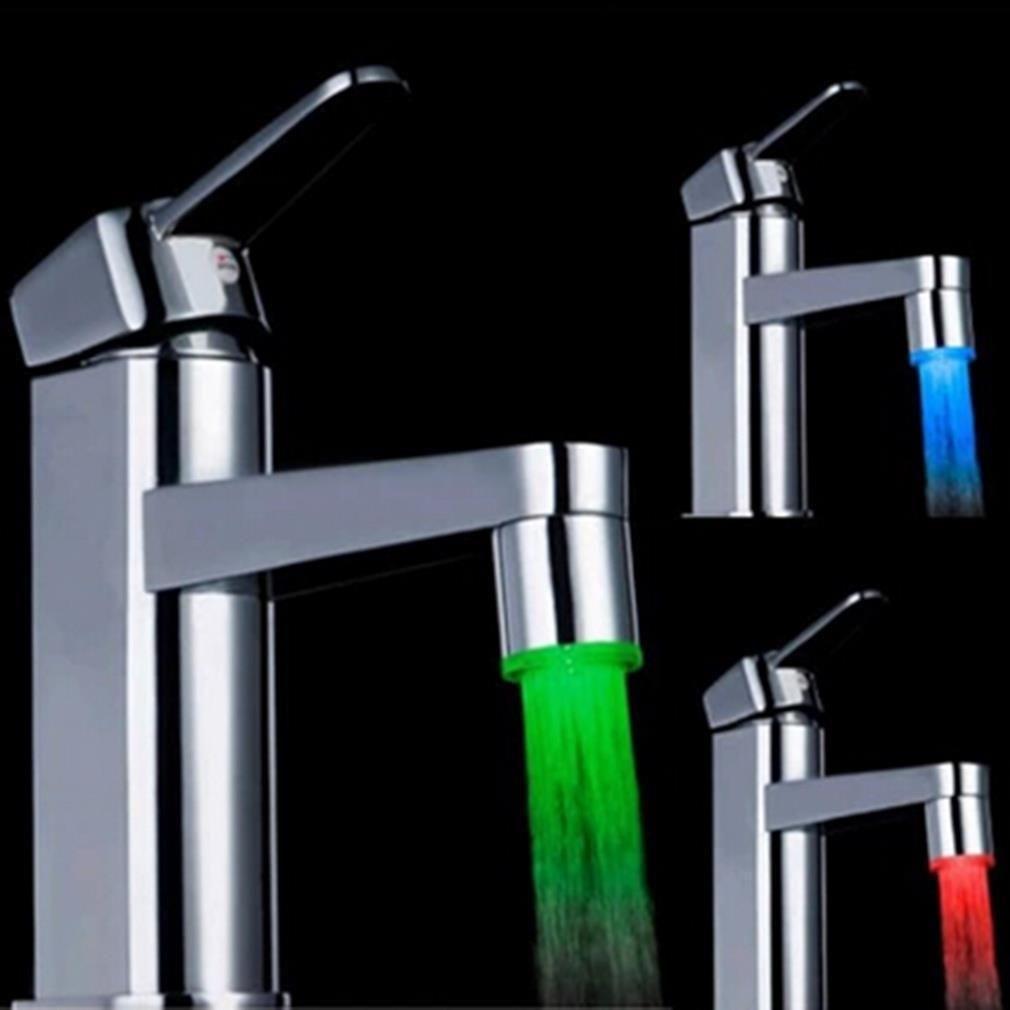$1.85 - Changing Sensor Faucet Sale Glow Color Temperature Rgb Light ...