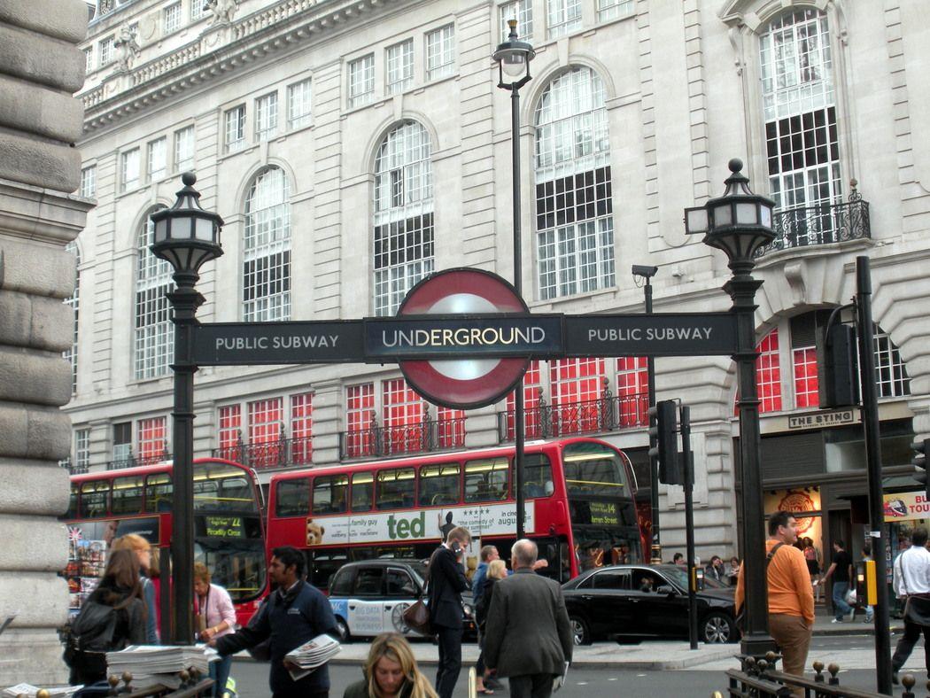 Travel Diary: London