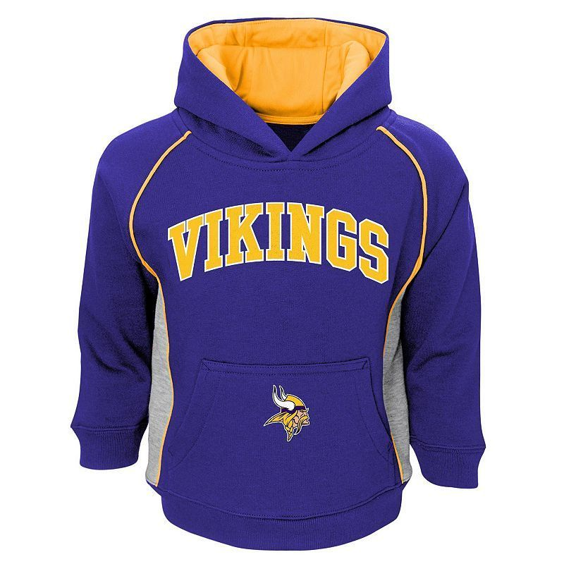 online retailer 939f3 c2c5d Toddler Minnesota Vikings Fan Fleece Hoodie | Products ...