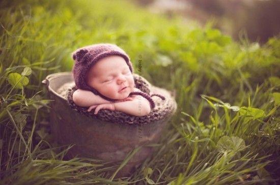 Newborn baby photo 2