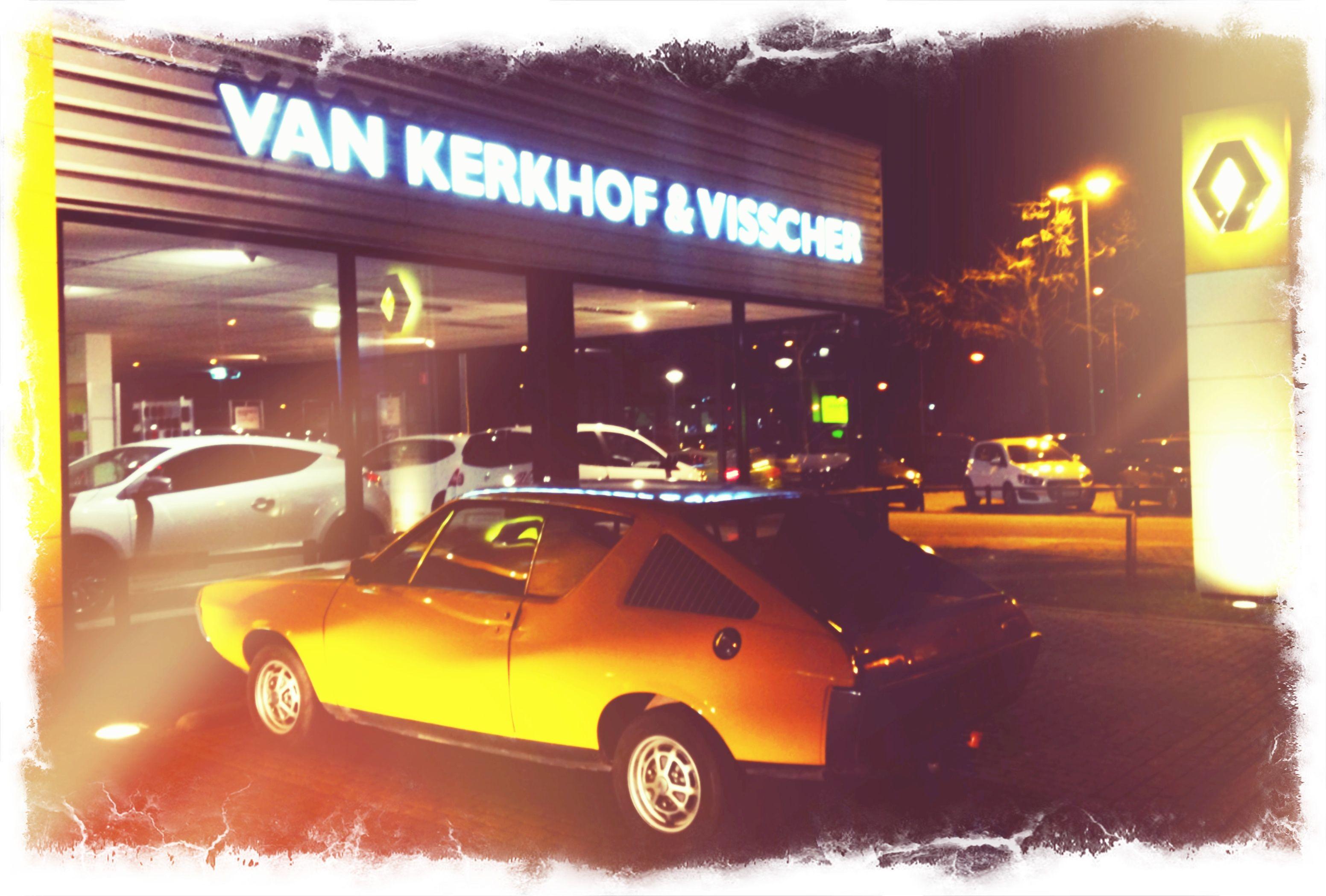 Renault 18 TS