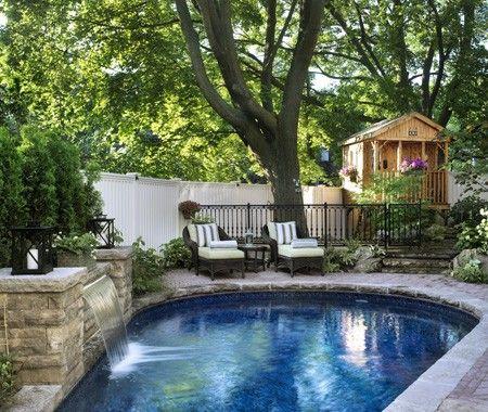 inspiring backyards backyard