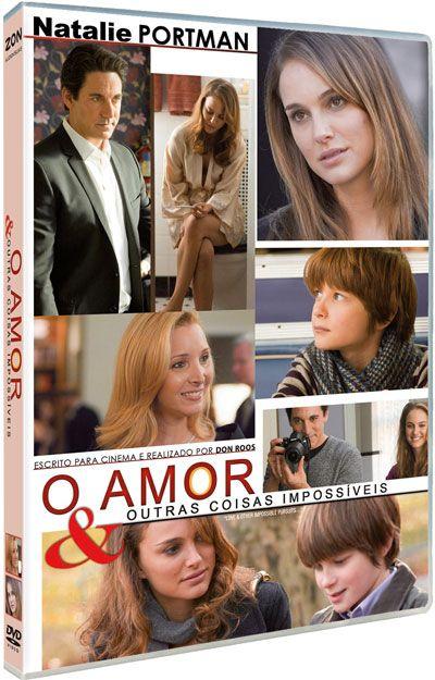 O Amor E Outras Coisas Impossiveis Dvd